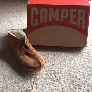 Short booties by camper